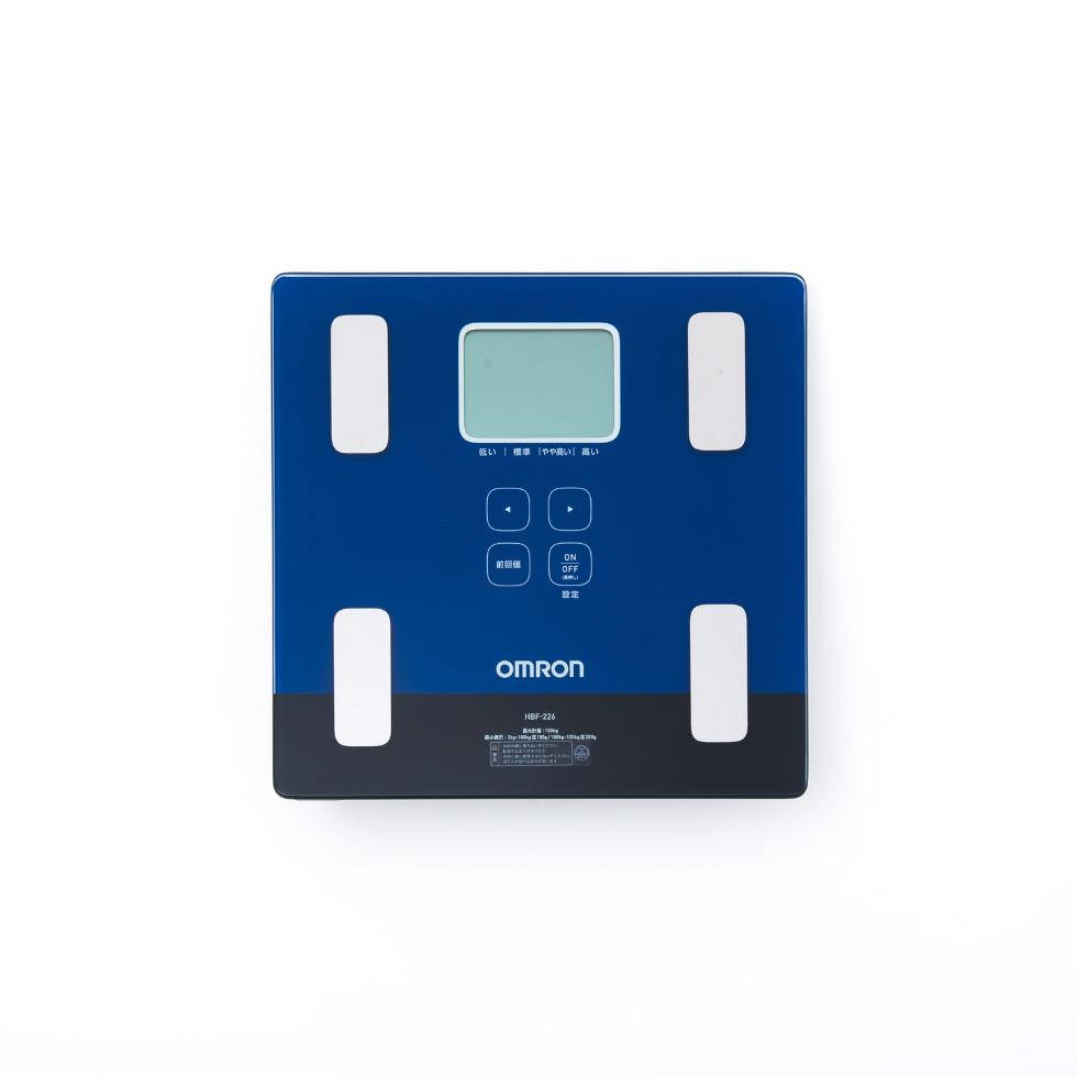 オムロン 体重体組成計 カラダスキャン HBF226のメイン画像