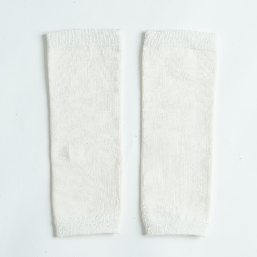 シルク混変圧ふくらはぎサポーター2枚組のメイン画像