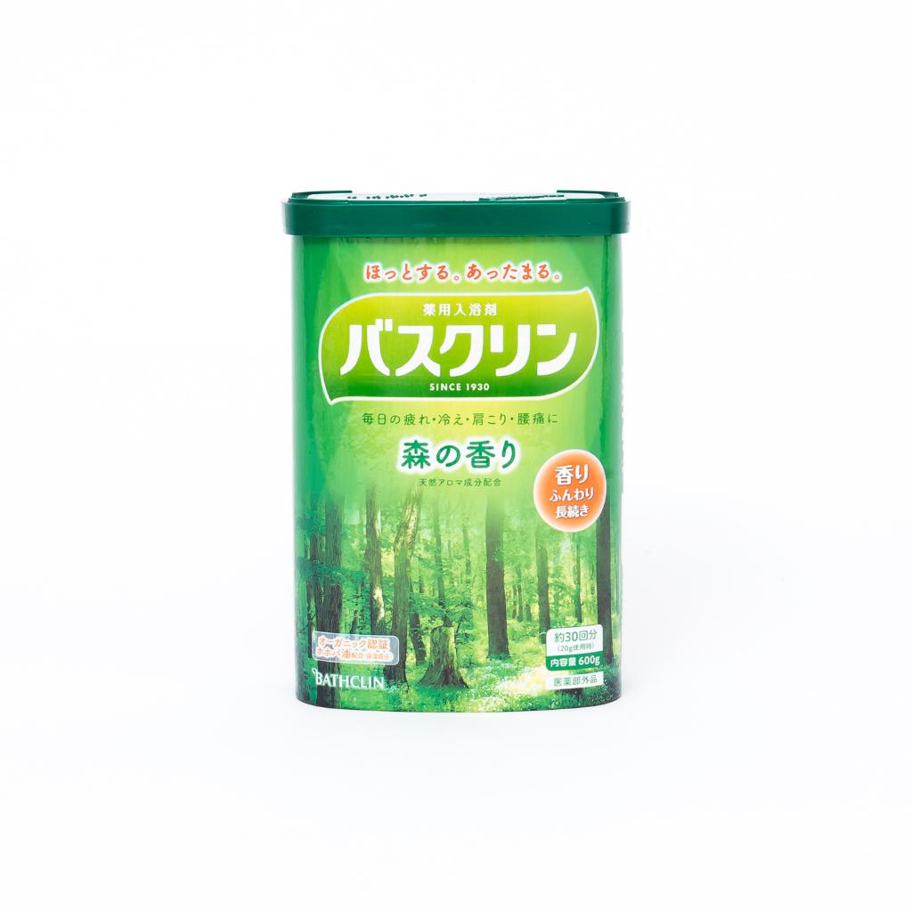 バスクリン 森の香りのメイン画像