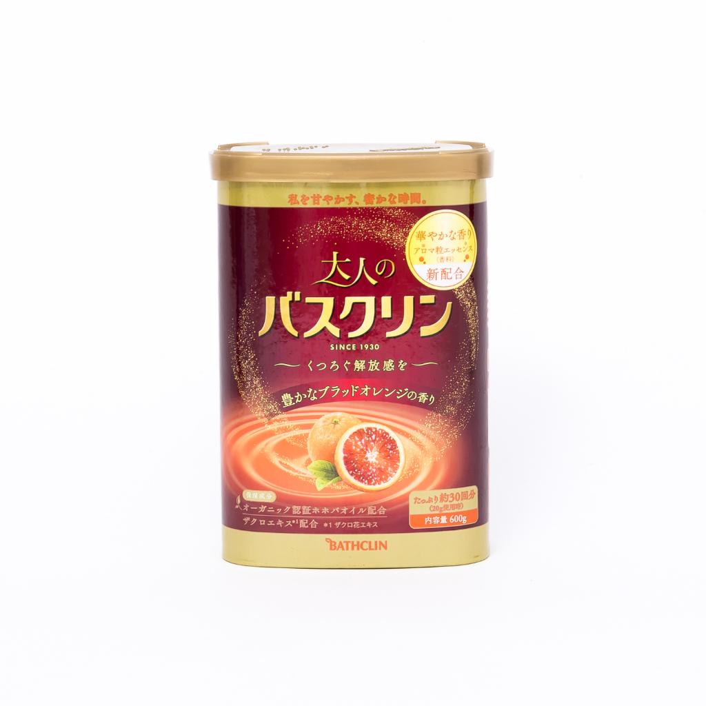 大人のバスクリン 豊かなブラッドオレンジの香り のメイン画像