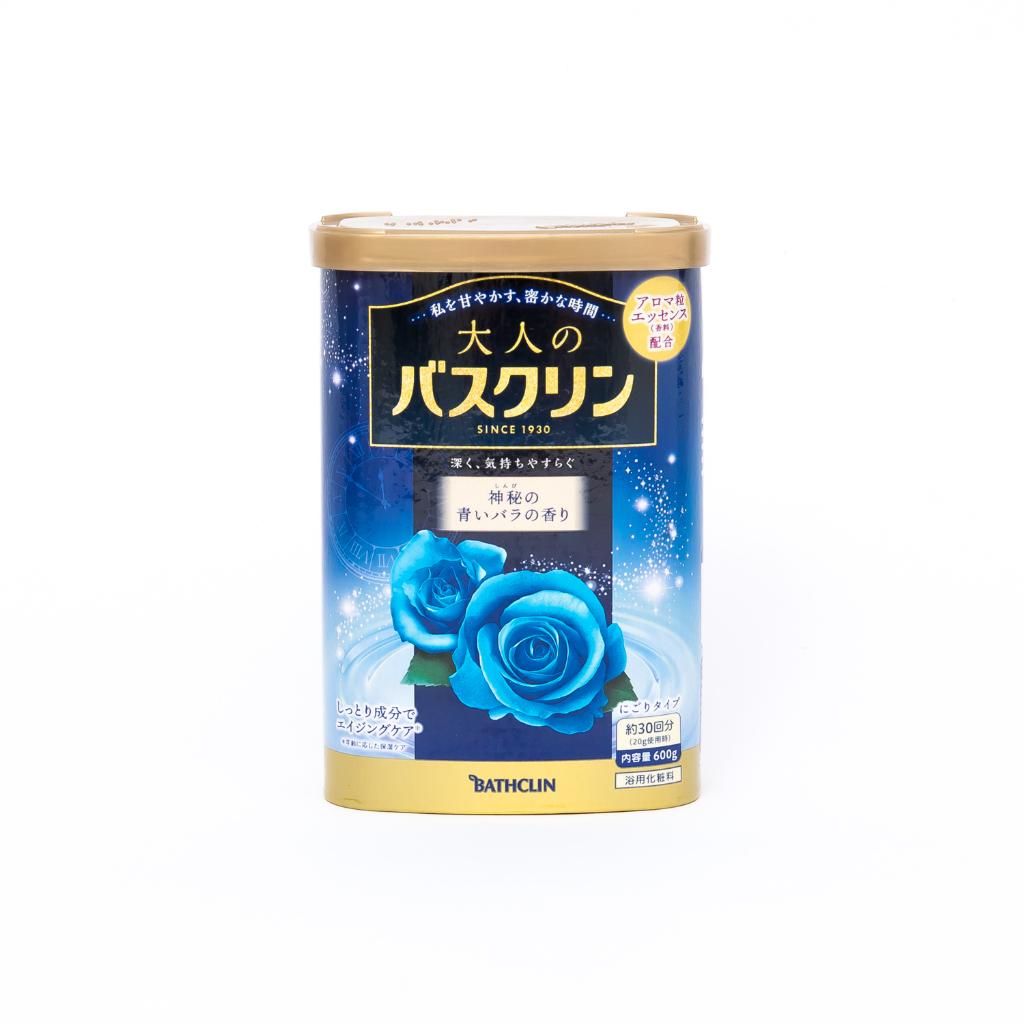 大人のバスクリン 神秘の青いバラの香り のメイン画像