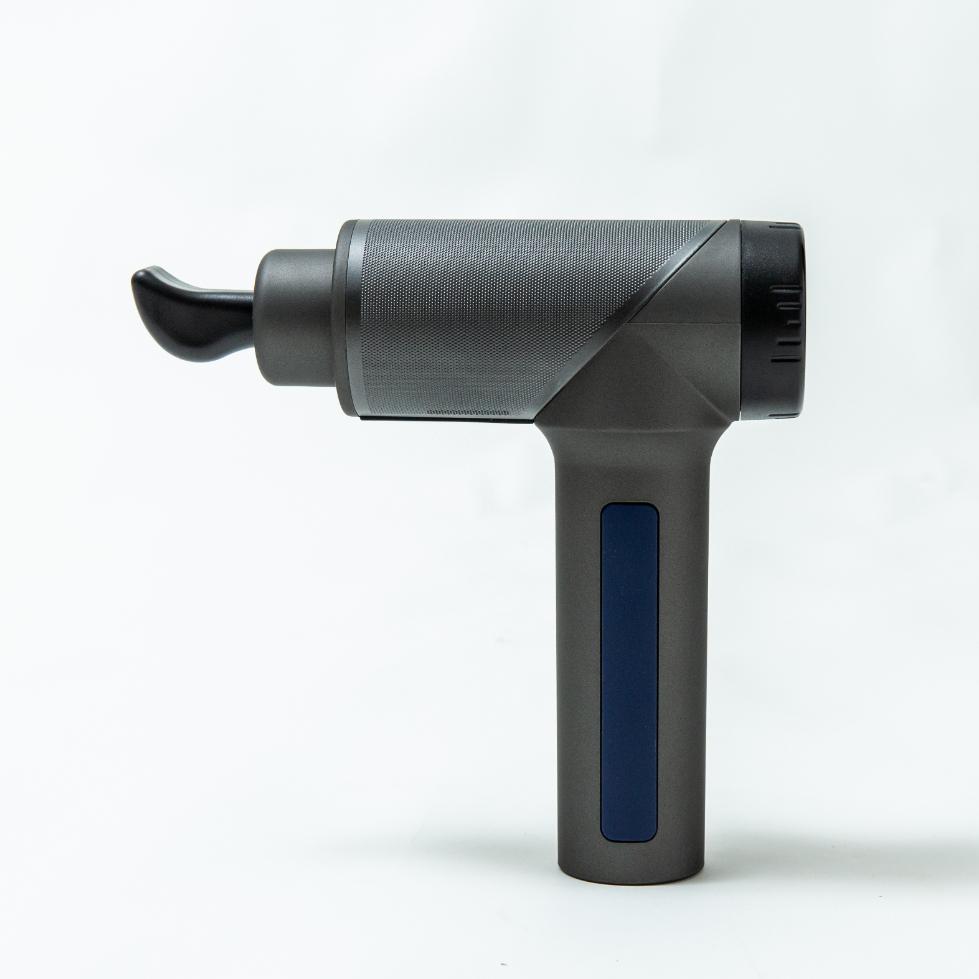 マッサージガン 筋膜リリース電動マッサージ器 6段階スピード 強力振動のメイン画像