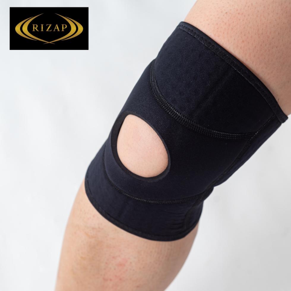 RIZAP 膝サポーター ミドルタイプのメイン画像