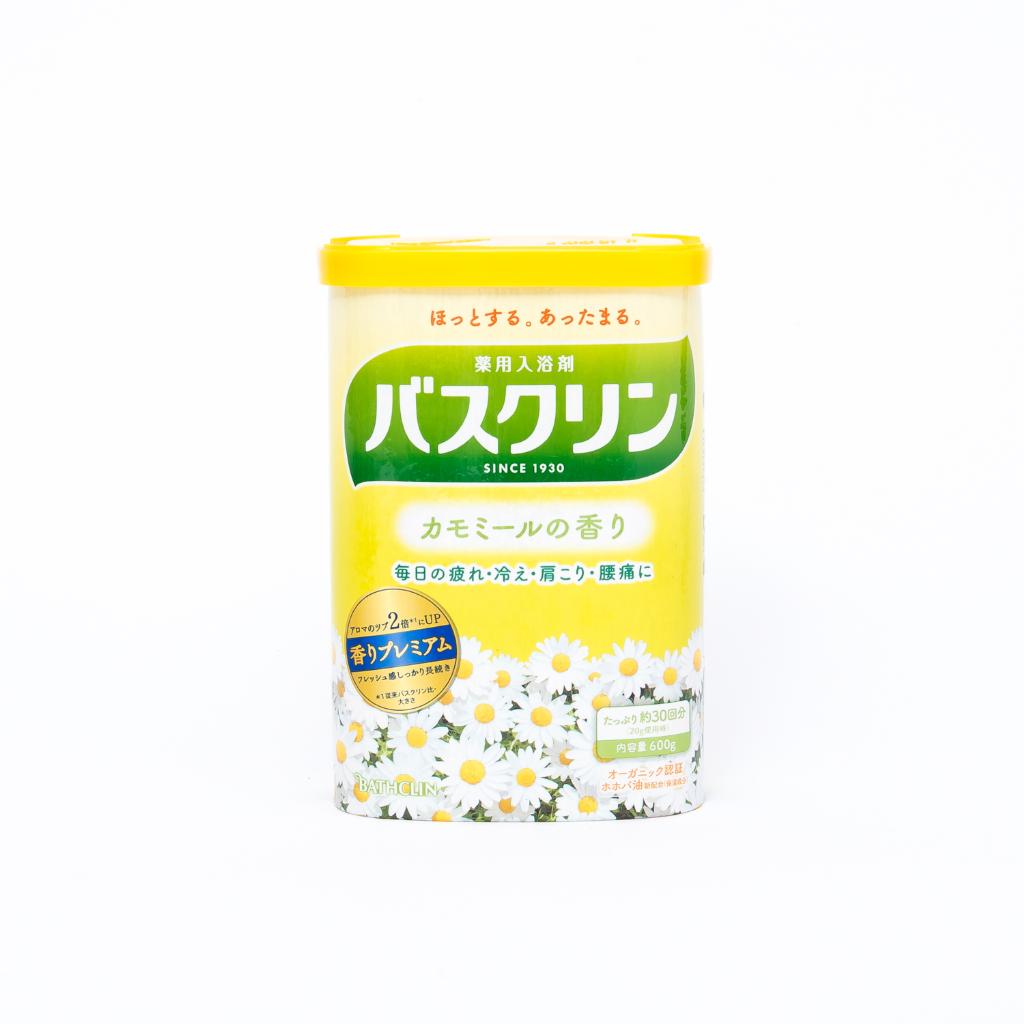 バスクリン カモミールの香りのメイン画像
